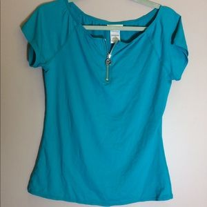Michael Kors short sleeve top